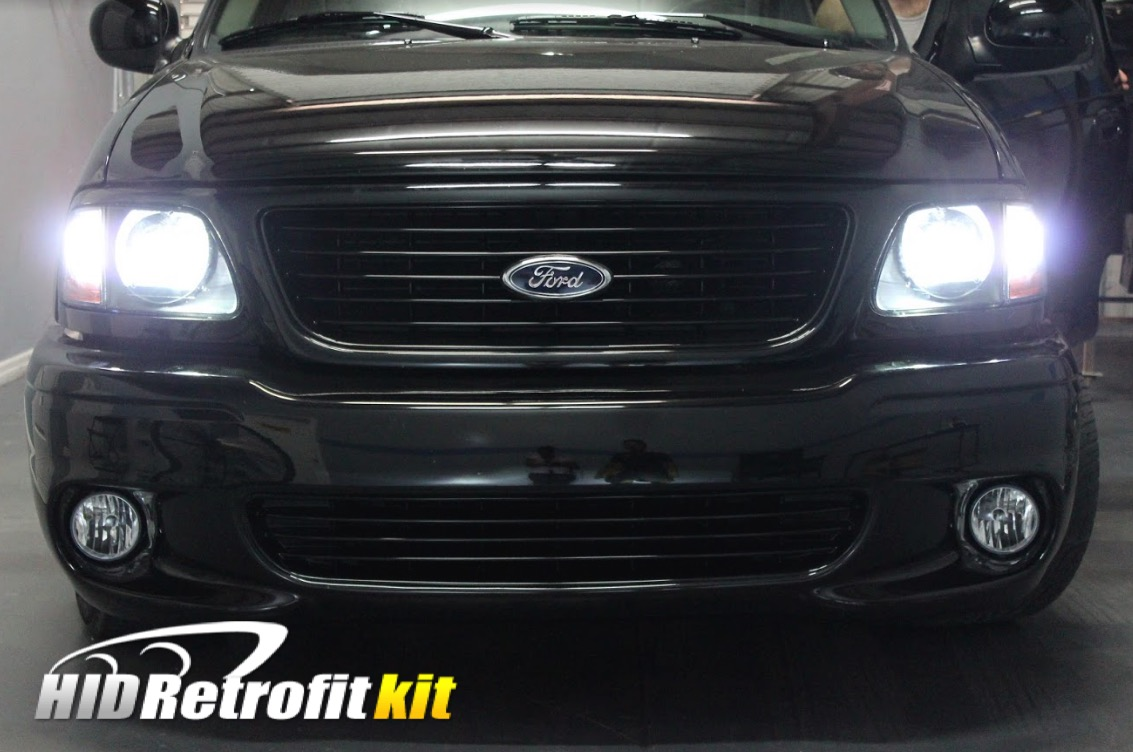 hight resolution of 2018 f150 led headlights ford f 150 custom projector headlights hidretrofitkit