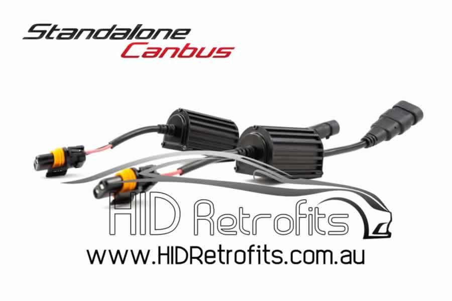 Wire Harnesses : Can-Bus: Morimoto Standalone