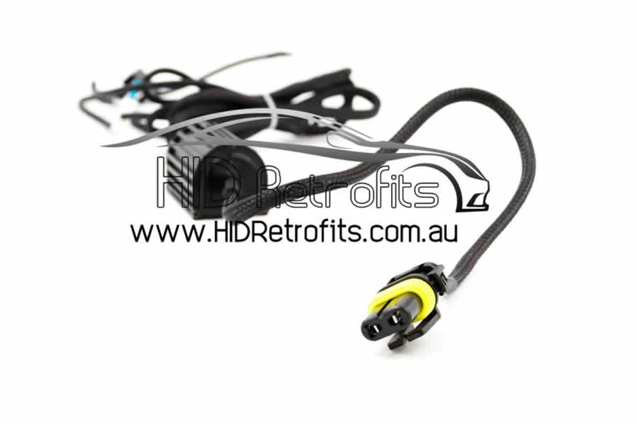 Wire Harnesses : H11: Single Output MotoCycle