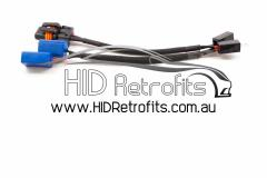 Wire Harnesses : High Beam Splitters