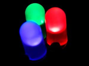 ¿LEDs para plantas?