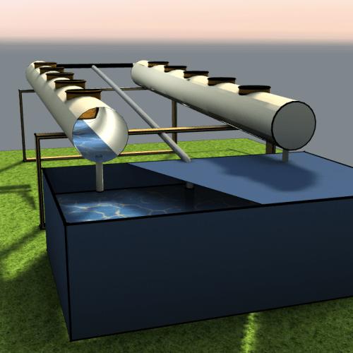 Modelo del sistema NFT