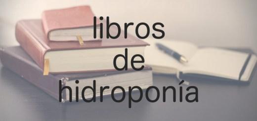 libros de hidroponía