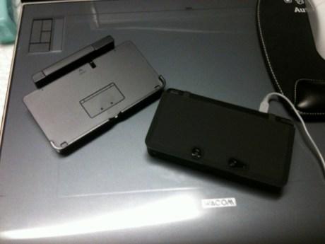 3DSシリコンカバー