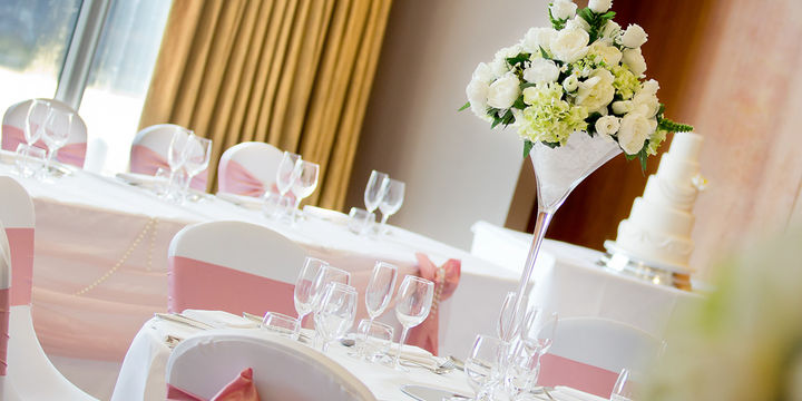 chair cover hire ellesmere port bistro dining table and 4 chairs wedding packages at holiday inn