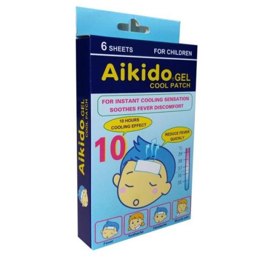 Aikido Gel Cool Patch