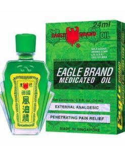 Eagle-Medicated-Oil