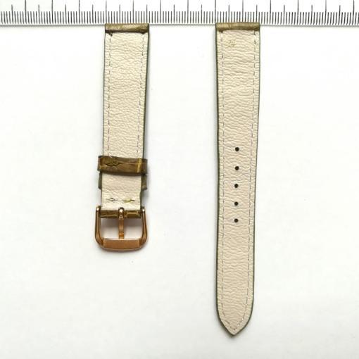 golden-green-crocodile-wrist-watch-strap-16mm