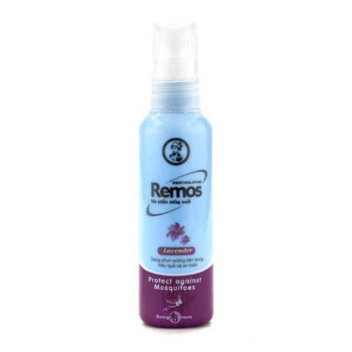 Spray anti-moustique Remos Mentholatum