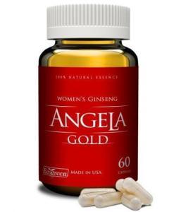Angela Gold Ginseng