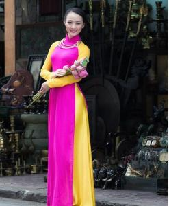 Ao Dai Vietnam Custom Made 3