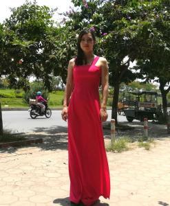 cadminum-red-silk-ao-dai-vietnam