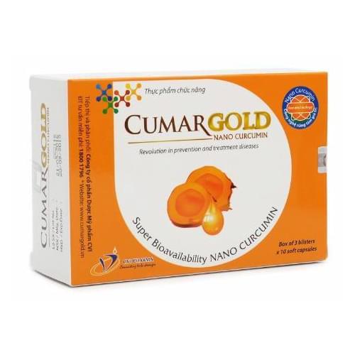 Nano Cucurmin Cumargold