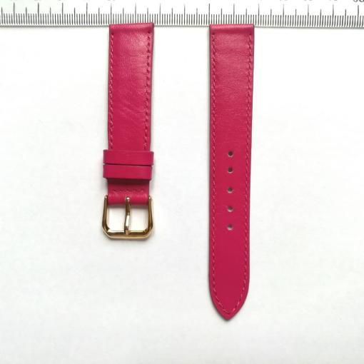 cow leather wristwatch strap 18mm