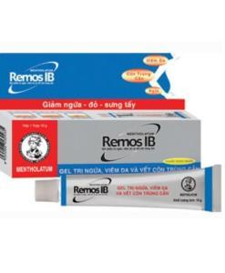 Remos IB Mentholatum crème apaisante