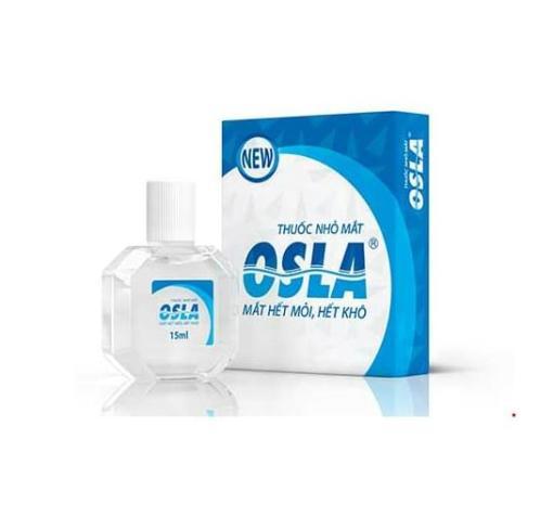 New Osla Eye Drops 2
