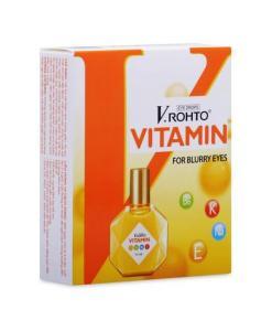 New V.Rohto Vitamin Eye Drops 2