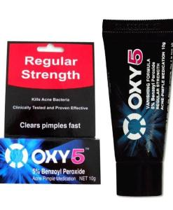 OXY 5 Regular Strength Acne Pimple 2