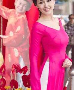 pink-white-board-neck-ao-dai-viet-nam-custom-made