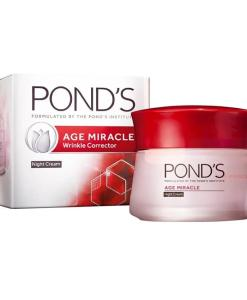 Ponds Age Miracle Night Cream