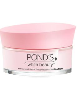 ponds unilever white beauty pinkish cream day 3