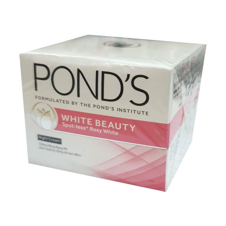 Pond's White Beauty Night Cream Pinkish White 30 grams