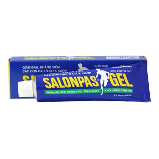Salonpas Gel Pain Relieving 5