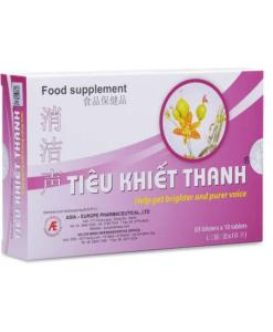 Tieu Khiet Thanh Hoarse voice 2