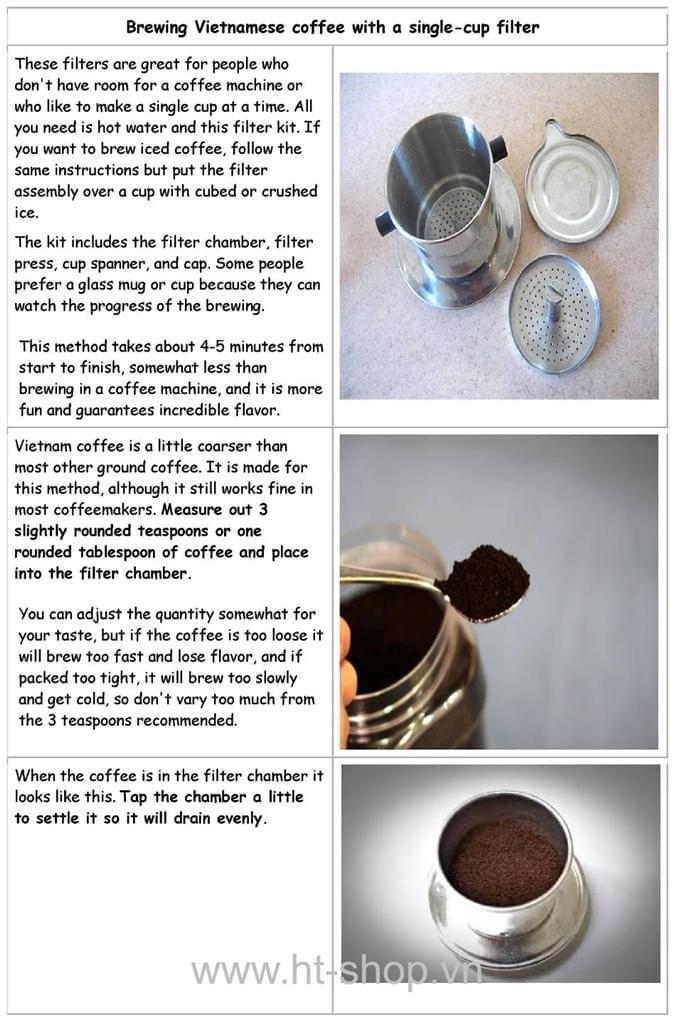 vietnam coffee instruction 1