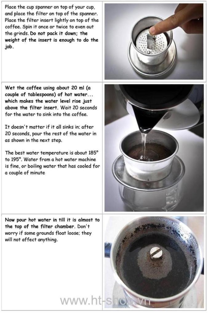 vietnam coffee guide