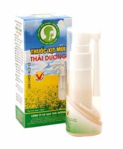 Thai Duong Turmeric Nasal Spray