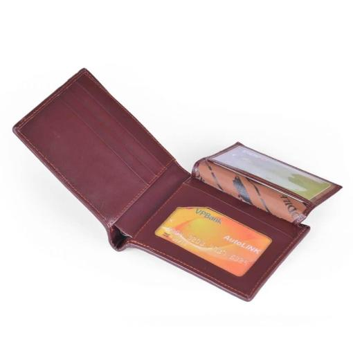 crocodile-skin-leather-men-wallet-copper-brown