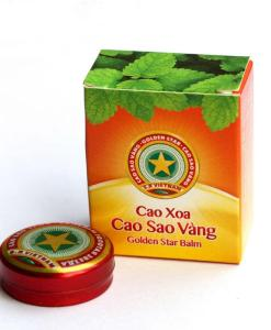 Sell Vietnam Golden Star Balm Danapha