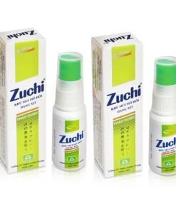hoa linh Herbal Deodorant Zuchi Spray Body