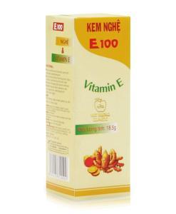 Turmeric Cream Vitamin E