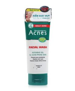 Acnes 25+ Facial Wash