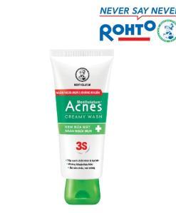 Acnes 3S Creamy Wash