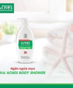Acnes Body Shower 3S 2