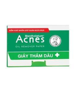 Acnes Oil Remover Paper