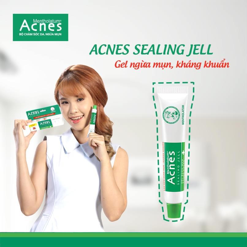 Acnes Sealing Jell Gel 3S
