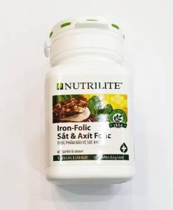 Amway Iron Folic Nutrilite