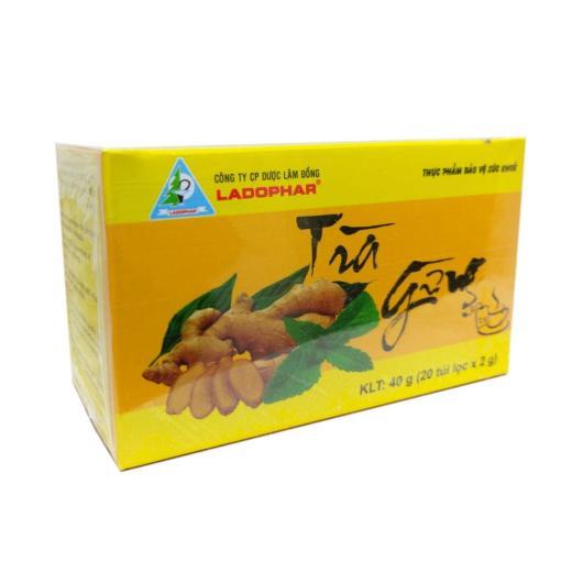Ginger Tea Ladophar 2