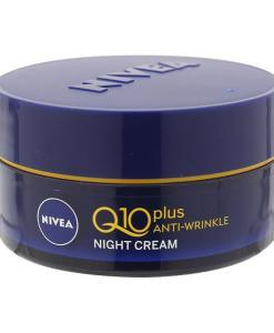 Nivea Night Cream Q10