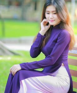 Vietnam Shopping Online Clothes Ao Dai 2
