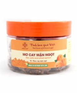 Hong Lam Apricot Hot Salty Sweet