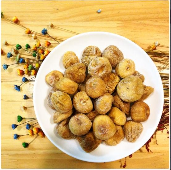 Hong Lam Soft Dried Figs