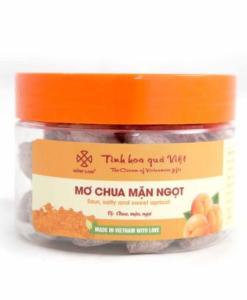 Hong Lam Sour Salty Sweet Apricot Mo Chua Man