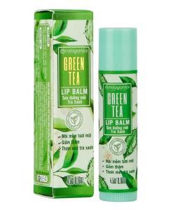 Milaganics Lip Balm Green