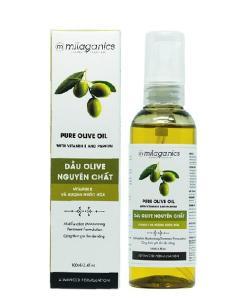 Milaganics 100% Pure Olive Oil