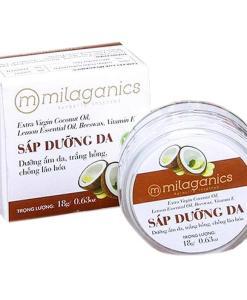 Milaganics Coconut Oil Extra